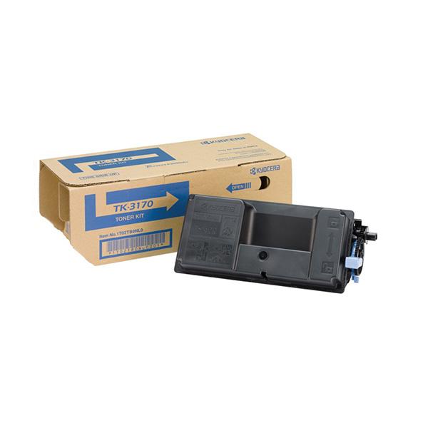 Kyocera 1T02T80NL1 / TK-3170 Black Toner Cartridge