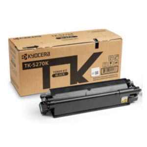Kyocera 1T02TV0NL0 / TK-5270K Black Toner Cartridge