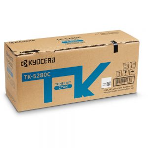 Kyocera 1T02TWCNL0 / TK-5280C Cyan Toner Cartridge