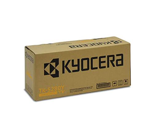 Kyocera 1T02TWANL0 / TK-5280Y Yellow Toner Cartridge