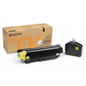 Kyocera 1T02TXANL0 / TK-5290Y Yellow Toner Cartridge