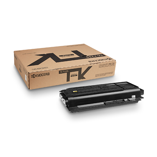 Kyocera 1T02V60NL0 / TK-7225 Black Toner Cartridge