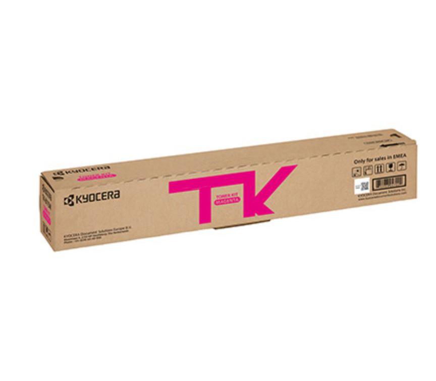 Kyocera 1T02YPBNL0 / TK-8365M Magenta Toner Cartridge